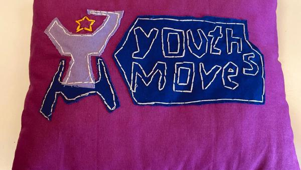 Youth Moves receives an amazing message and present from a young person
